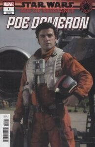 Marvel Comics Age of Resistance: Poe Dameron - Incentive Movie Variant Cover