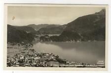 AK St. Gilgen, Wolfgangsee / Abersee, Schafberg 1935 Foto-AK