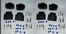 coil pack connector x8 TFSI R8 sr20 2jz 1jz fits golf tt nissan toyota VW Audi