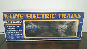 K-LINE  ~ 0/027 ~ NEW YORK CITY 1991 - PREMIUM INCENTIVE SHOW ~ BOX CAR