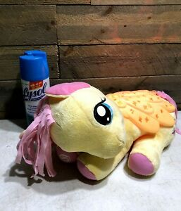 My Little Pony Dream Lites Pillow Pets Star Project Night Light Pillow Tested