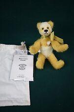 """Knickerbocker Bears - 10"""" Jointed Mohair Panda Bear - Ying Hua - LE 2174/3000"""