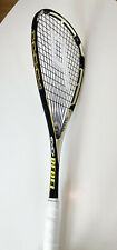 New listing Prince EXO3 Rebel Squash Racket (135gm) - Restrung - Reconditioned - With Case