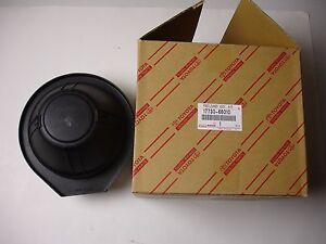 Toyota OEM Pre Cleaner Snorkle Cap 17730-66010 Land Cruiser 70/75/78/78 Series