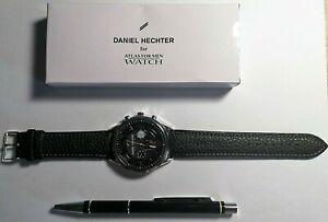 Set - Herren-Armbanduhr Daniel Hechter Paris + Kugelschreiber - NEU!