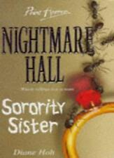 Sorority Sister (Point Horror Nightmare Hall),Diane Hoh