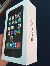 Apple iPhone 5s - 16GB - Space Gray (Factory Unlocked) Smartphone