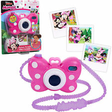 Disney Junior Minnie Mouse Picture Play 3y Children Toy Kids Camera