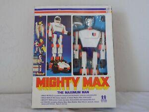 Tomy Mighty Max The Maximum Man Robot