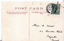 Genealogy Postcard - Family History - Forrest - Seaforth - Lancashire   U2851