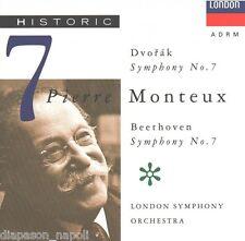 Dvorák, Beethoven: Symphony (Sinfonia) No 7 / Pierre Monteux - CD Decca