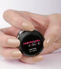 Gel UV & LED Ongles - nude beige - Peggy Sage - Soins des ongles - 146915 -