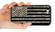AMERICAN USA FLAG ARMY CAMO CASE FOR IPHONE XS 11 PRO MAX XR 4S 5 5C 6S 7 8 PLUS