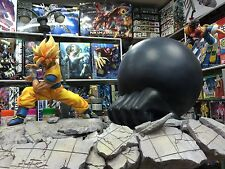 Dragonball One Piece Goku Vs Luffy Battle Resin Diorama Statue Normal Ver