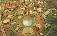 1964-65 NEW YORK WORLD's FAIR -  Fairgrounds Birdseye