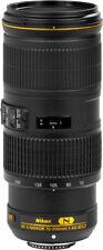Nikon AF-S NIKKOR 70-200mm f/4G ED VR - 2 year warranty