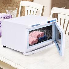 16L Handtuchwärmer Kompressenwärmer UV-Licht Sterilisator Handtuchablage