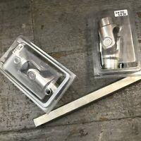 """Rag U-Joint Eliminator 1""""-48 + 3/4""""-36 Steering Linkage Kit 18"""" Shaft 3/4 DD MII"""