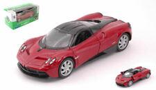 Spedizione LAMPO CHEVROLET CORVETTE z06 ROSSO//RED 1:24 Welly Modello Auto Nuovo /& OVP