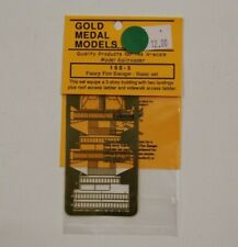 N Scale Gold Medal Models 1605 * Fancy Fire Escape - Basic Set