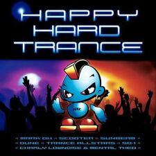 Happy hard trance (2001, Universal) Charly Lownoise & Mental Theo, SC [CD DOPPIO]