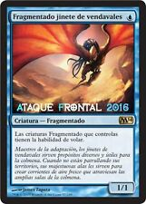 MTG FRAGMENTADO JINETE DE VENDAVALES - Galerider Sliver - MAGIC 2014 ESPAÑOL NM