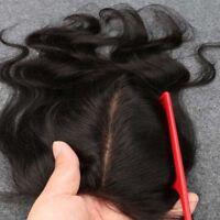 8A Brazilian Human Body Wave Silk Base Lace Frontal Closure 4*4 Natural Hair