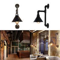 Industrial Vintage Ceiling Light Metal Pipe Retro Loft Pendant Lamps Retro Light