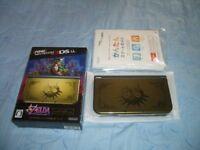 Nintendo 3DS LL XL 3D pack The Legend of Zelda Majora's Mask Edition Japan F/S