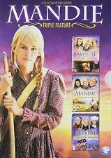 MANDIE TRIPLE FEATURE DVD