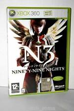 N3 NINETY NINE NIGHTS GIOCO USATO OTTIMO STATO XBOX 360 ED. ITALIANA FR1 32552