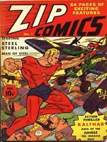ZIP COMICS GOLDEN AGE COLLECTION PDF FORMAT ON DVD
