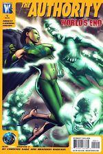 THE AUTHORITY (VOL. 5) #2 VF/NM WILDSTORM DC COMICS