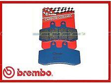 Pastiglie Brembo Carbon Ant. Aprilia Pegaso 650 dal 1991 al 1995 07GR2106