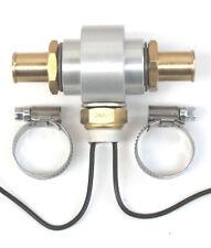 RACCORDO TUBO FLESSIBILE 13 mm Kit Termostato Per Ventilatori Elettrici 90C-80C - 306/13
