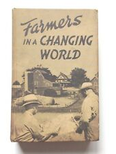 Farmers in a Changing World; The Yearbook of Agriculture 1940 USDA VGC