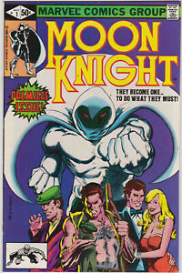 Moon Knight  # 1     1980     NM