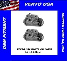 Brake Wheel Cylinder Rear Left & Right For Honda Accord 2003 2004 2005 2006 2007