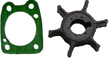 """Impeller & gasket for Yamaha 4hp 5 hp 2 stroke  outboard """"6e0"""" new water pump"""