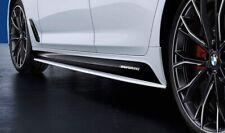 Genuine BMW 5 Series G30/G31 Matt Black Sill Attachments