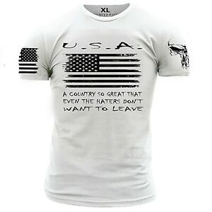 HATERS, Enlisted Ranks graphic t-shirt, NOT GRUNT STYLE