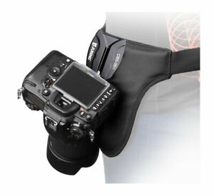 JUSINO CBS-08H Kamera-Holster Hüftgurt mit stabiler Aluminium-Halterung
