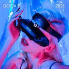 GOOVIS LITE Headset mit 3D 4K blu-ray player - Dual Micro Oled Display