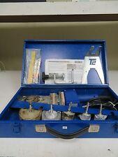 ITS T2 Tecnodue Polifusore PF 63 Portable socket fusion hand tools FR47