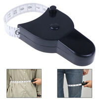 Fitness Accurate Body Tape Ruler Measure Body Fat Caliper Health Care Monitors