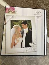 Lenox True Love Wedding Anniversary Engagement 8x10 Picture Frame