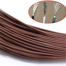 PVC Electronic Wire Flexible Cable UL1007 Equipment Car PC Internal Wires Brown
