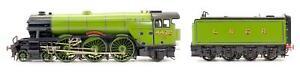 DJH MODELS 'O' GAUGE LNER GREEN 4-6-2 'FLYING SCOTSMAN STEAM LOCOMOTIVE