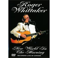 Roger Whittaker: New World in the Morning DVD NEW