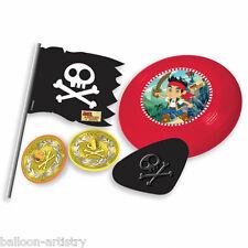 24 Piezas Jake Y Los nunca Tierra Piratas Fiesta Juguetes botín favorece Regalos Set Pack
